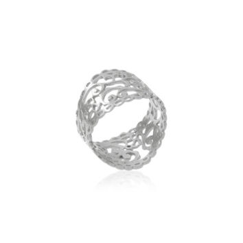 Souldance Ring • Silver