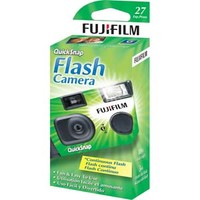 Fujifilm QUICKSNAP-FLASH400 Disposable 35mm Camera with Flash