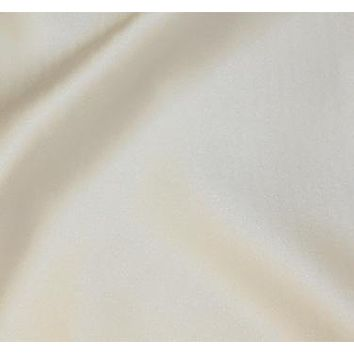 White Matte Satin Tablecloth | Fine Linen Rentals