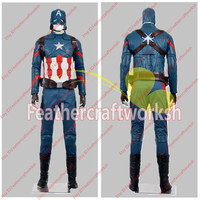Captain America 3 Civil War Steve Roger Cosplay Costume Captain America Costumes