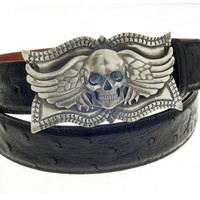 Belt Buckles, Jewelry & Gifts | John Rippel USA | Body + Soul Belt Buckle