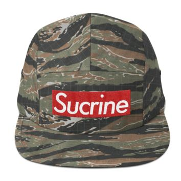 Five Panel Sucrine Hat for Chefs