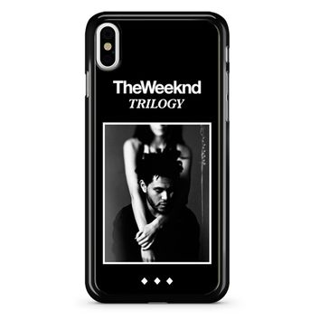 The Weeknd Trilogy iPhone X Case