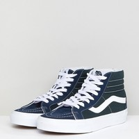 Vans Sk8-Hi Unisex Trainers In Two Tone at asos.com
