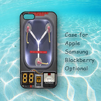 Back to future Cover iPhone, iPod, Samsung Galaxy, Sony, HTC, Blacberry Case