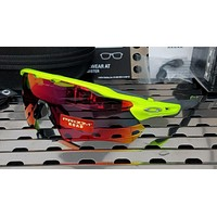 New Oakley RADAR EV PATH 9208-4938 Sunglasses Retina Burn w/ Prizm Road Lenses