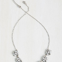 Shed Some Moonlight Upon It Necklace
