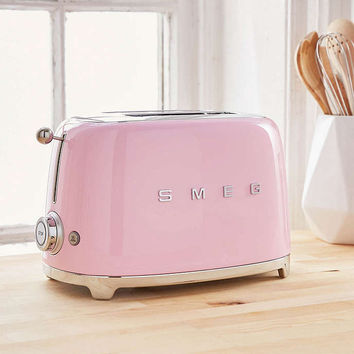 Smeg Two Slice Toaster - Urban Outfitters