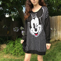 vintage disney sweater