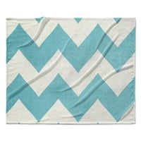 "Catherine McDonald ""Salt Water Cure"" Fleece Throw  Blanket"