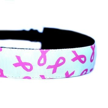 0f1226c5389 Trendsetters Volleyball Store  6.00. – 13%. Breast Cancer Awareness Headband
