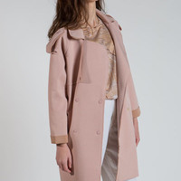 Pastel Scuba Trench
