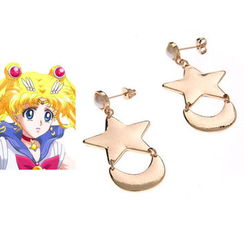 Anime Earrings - Sailor Moon