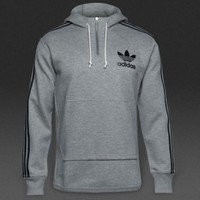 ADIDAS Fashion Casual Men Long Sleeve Hoodie Sweater