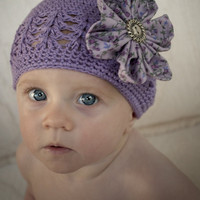 Infant/Toddler Crochet Beanie by EMarieDesigns3 on Etsy