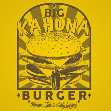 Big Kahuna Burger Crewneck Sweatshirt