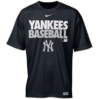 "NEW YORK YANKEES ""YANKEES BASEBALL"" COTTON DRI-FIT WITH LOGO"