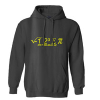 I hate Some Pi And It Was Delicious Mens Hoodie and Womens Hoodie