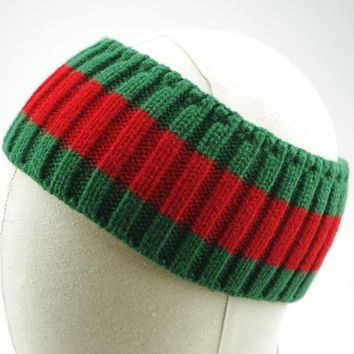 Perfect Gucci Fashion Edgy Crochet  Hair band