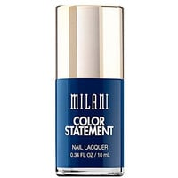 Milani Color Statement Nail Lacquer, Ink Spot, 0.34 Fluid Ounce