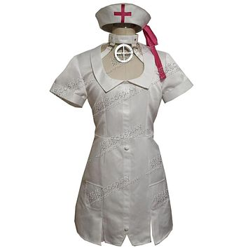Game Fate Extra CCC FGO BB Cosplay Costume Nurse Uniform Custom Made Any Size