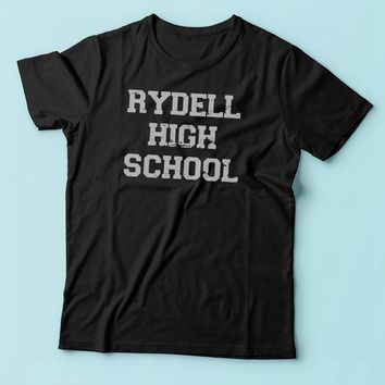 Rydell High School Grease Musical Movie Men'S T Shirt
