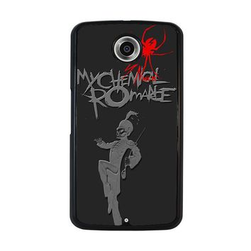 my chemical romance black parade 2 nexus 6 case cover  number 2