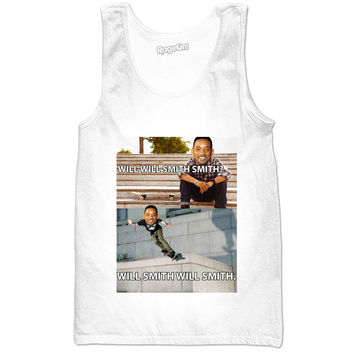 Will Smith tank top