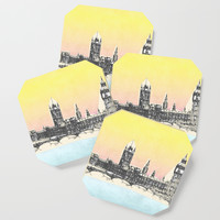 Westminster, London, England Coaster by anipani