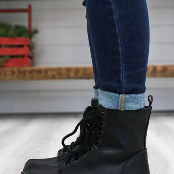 Reagan Boots - Black
