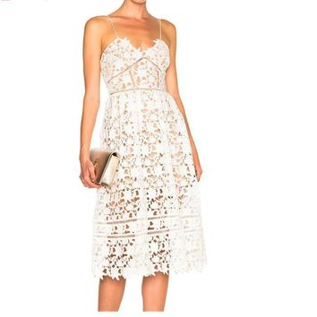Liberty Bell Lace Dress