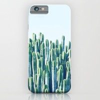 Cactus V2 #society6 #decor #fashion #tech #designerwear iPhone & iPod Case by 83oranges.com | Society6