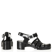 NINA2 Heel Jellie Sandals - Heels - Shoes - Topshop USA