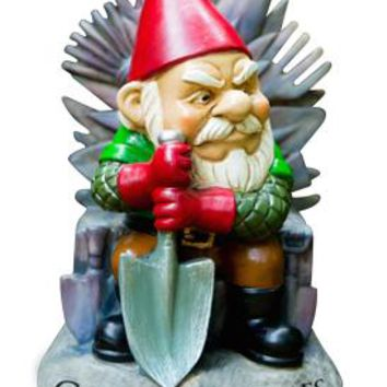 Game of Gnomes Garden Gnome - Game of Thrones Inspired Garden Gnome