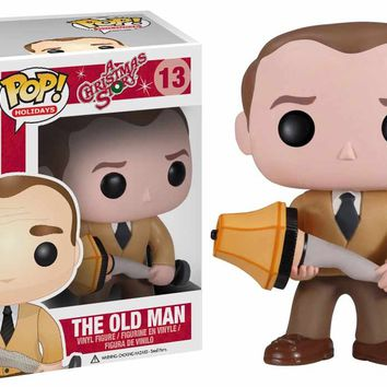 Funko Pop! Vinyl The Old Man from A Christmas Story