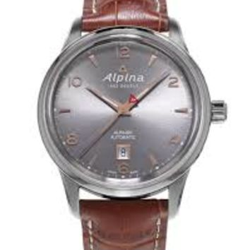 Alpina Alpiner Mens Automatic Watch AL-525VG4E6