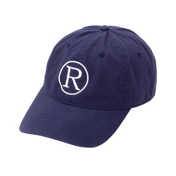Personalized Navy Blue Baseball Cap - Monogram Hat - Womens Hats - Adult Monogrammed Hats - Ladies Baseball Hat - Monogrammed Hats for Women