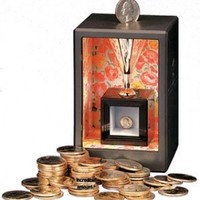 Shrinking Coin Bank