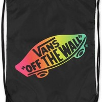 Vans Boys Logo Drawstring Bag - Vans from Base Fashion For Kids and Teens UK
