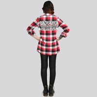 Hendrix Flannel Shirt - Gypsy Warrior