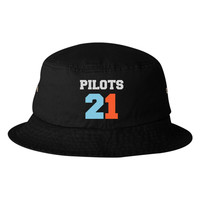 Twenty One Pilots Bucket Hat