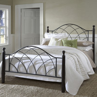 Hillsdale Vista Bed Set - Twin - w/Rails