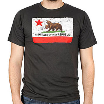 Fallout New CA Republic T-Shirt