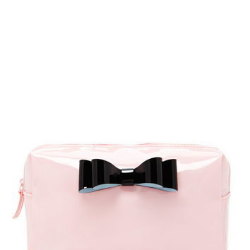 Bow Makeup Bag | Forever 21 - 1000176120