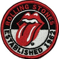 Application Rolling Stone 1962 Patch