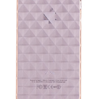 Smoke Diamond Gel Rubber Case for iPhone 5 & 5s