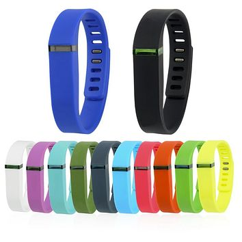 2016 Large Replacement Wrist Band & Clasp For Fitbit Flex Bracelet in stock! P20