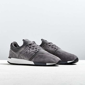 new balance 247 suede sneaker urban outfitters