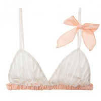 Buy Only Hearts luxury lingerie - Only Hearts Rites of Spring Bralette  | Journelle Fine Lingerie