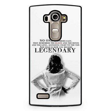 Grey S Anatomy - Amelia LG G4 Case